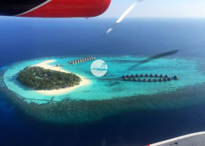 Luftbild Angaga