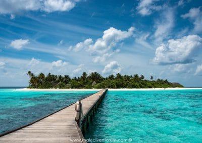 Malediven Angaga