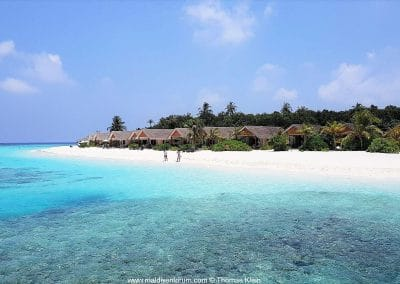 Kudafushi Strandbungalows