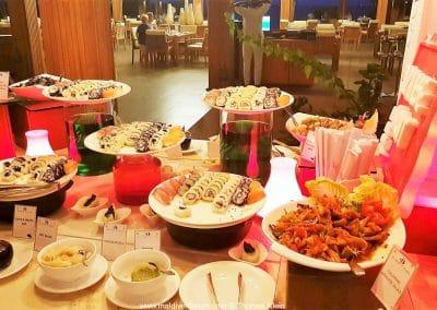 Kudafushi Abend Buffet