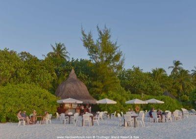Thulhagiri Island Beach Bar