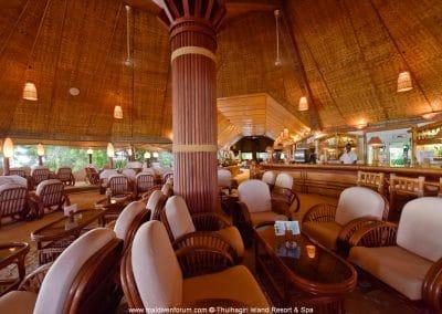 Thulhagiri Island Resort Main Bar