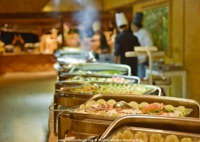 Thulhagiri Island Resort Main Restaurant