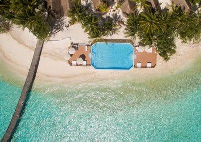 Thulhagiri Island Resort Pool