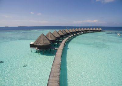 Thulhagiri Island Resort & Spa Waterbungalow