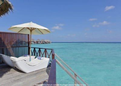 Thulhargiri Island Resort & Spa Waterbungalow