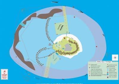 Thulhagiri Inselkarte