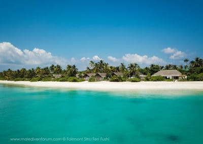 Fairmont Sirru Fen Fushi Beach