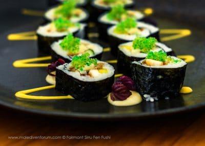 Fairmont Sirru Fen Fushi Japanese Restauraunt