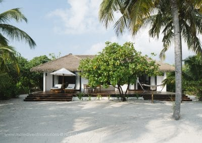 Noku Maldives Beach Villas