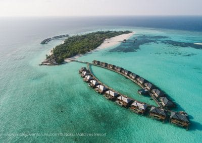 Noku Maldives Water Villas