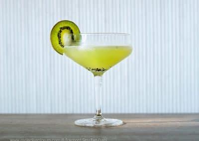 Fairmont Sirru Fen Fushi Romance Cocktail