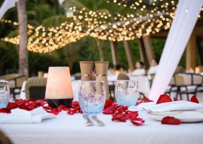 Fairmont Sirru Fen Fushi Romance Raha Market