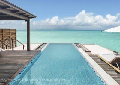 Fairmont Sirru Fen Fushi Water Pool Villa
