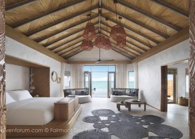Fairmont Sirru Fen Fushi Watervillas