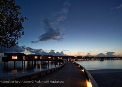 Park Hyatt Maldives Hadahaa Watervillas