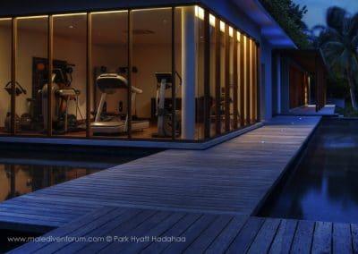 Park Hyatt Maldives Hadahaa Fitness