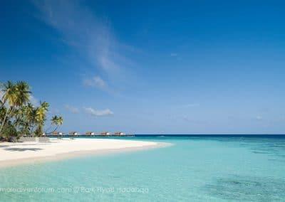 Park Hyatt Maldives Hadahaa Island Beach