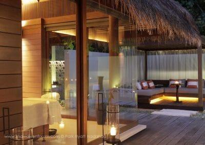Park Hyatt Maldives Hadahaa Spa Villa