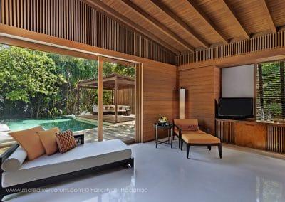 Park Hyatt Maldives Hadahaa Park Pool Villa Master
