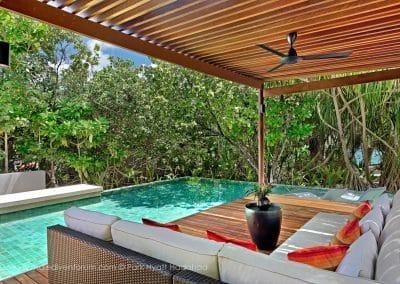 Park Hyatt Maldives Hadahaa Pool Villa Cabana