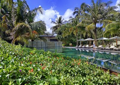 Park Hyatt Maldives Hadahaa Spa Pool