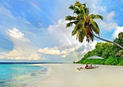Park Hyatt Maldives Hadahaa Island Picnic