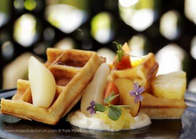 Park Hyatt Maldives Hadahaa Breakfast