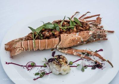 Park Hyatt Maldives Hadahaa Lobster