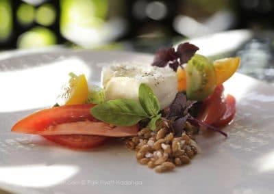 Park Hyatt Maldives Hadahaa Salad