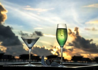 Park Hyatt Maldives Hadahaa Drinks