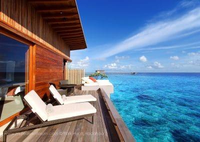Park Hyatt Maldives Hadahaa Water Villa