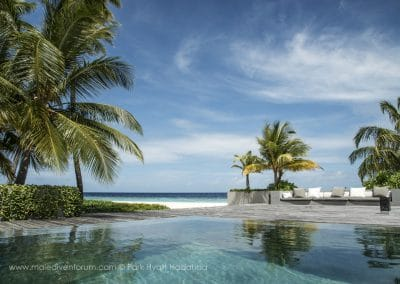 Park Hyatt Maldives Hadahaa Main-Pool