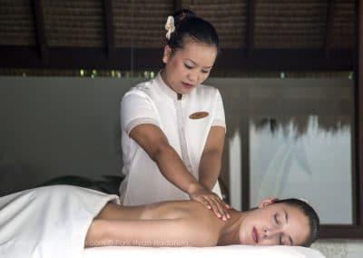 Park Hyatt Maldives Hadahaa Massage