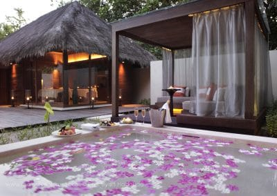 Park Hyatt Maldives Hadahaa Spa-Bath