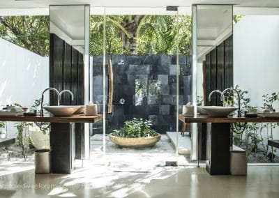 Park Hyatt Maldives Hadahaa Pool Villa Bathroom