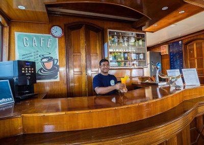 MV Eco Blue Bar
