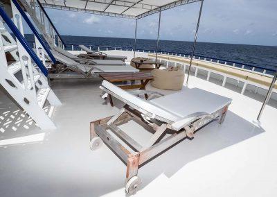 MV Eco Blue Deck